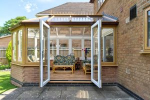 Conservatory French Doors South West London