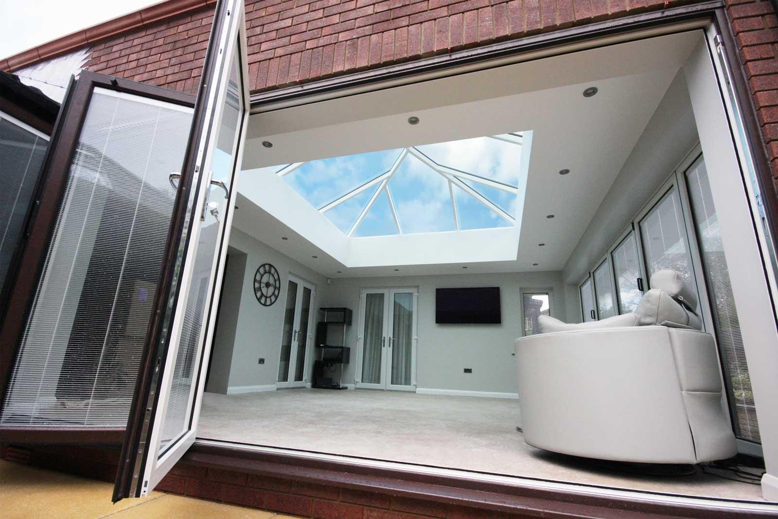 retrofit roof lantern prices surrey