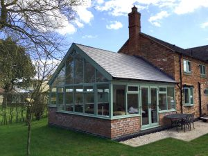 Gable Conservatory Roof Replacement Surrey