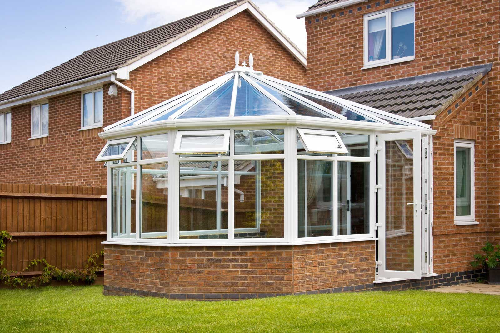 Glazed Conservatory Roof Prices