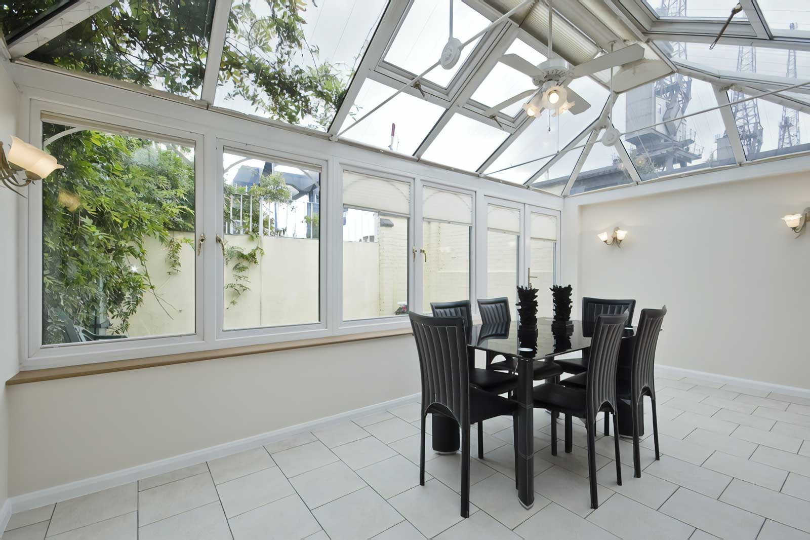 Glass Conservatory Roof Costs South London
