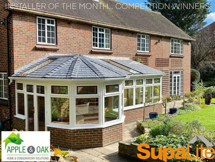 SupaLite Installer of the Month Winners