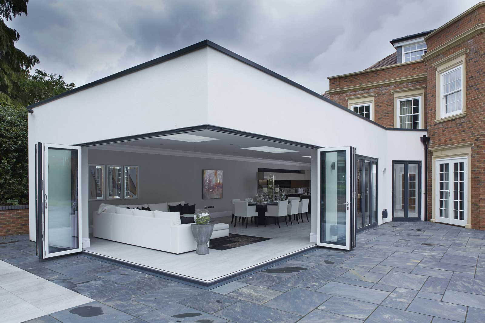 Bifold Doors South West London